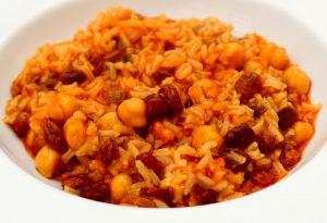 Reis valencianischer Art