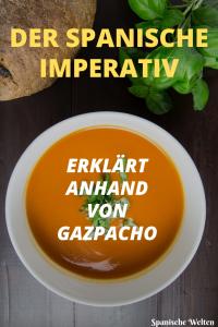 Imperativ Spanisch