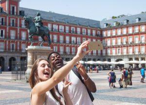 Madrid Menschen