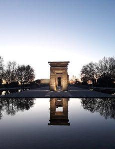 Madrid Tempel