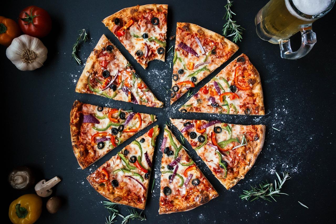 Spanisch Vokabeln: Pizza