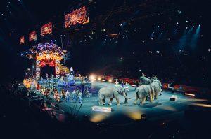 Spanisch Zirkus