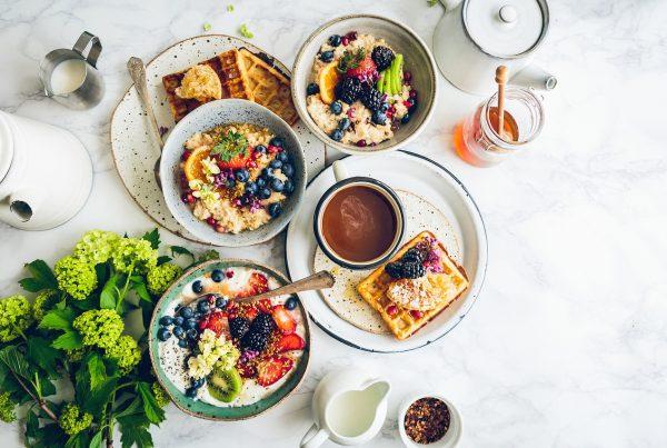 Spanisches Frühstück Vokabeln