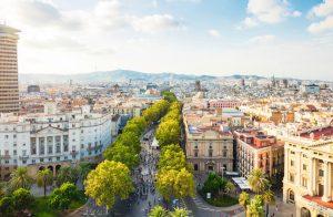 Sprachreise Spanien Barcelona