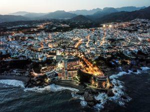 Sprachreise Spanien Nerja