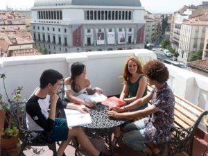 Sprachschule Madrid 2