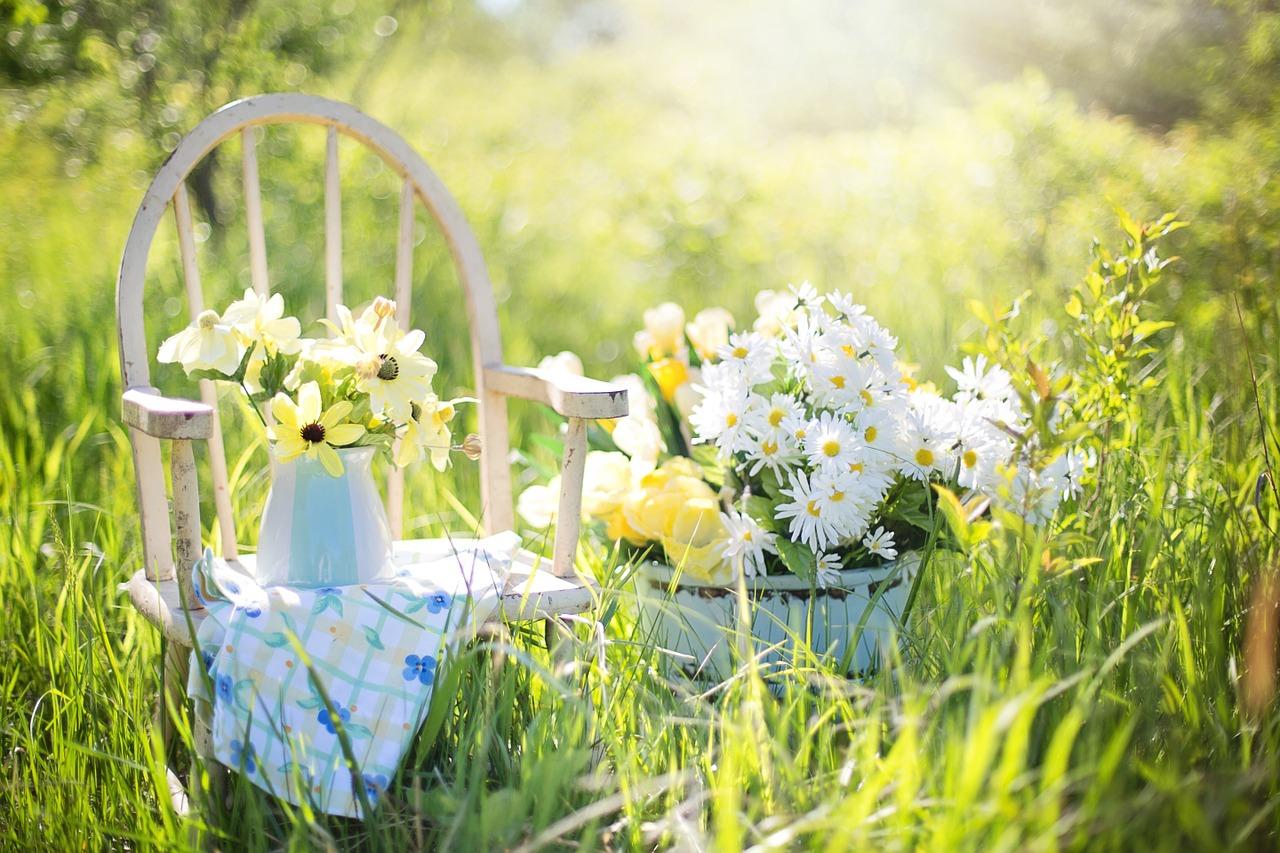 Spanisch Vokabeln: Garten