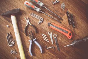 Vokabeln Werkzeuge