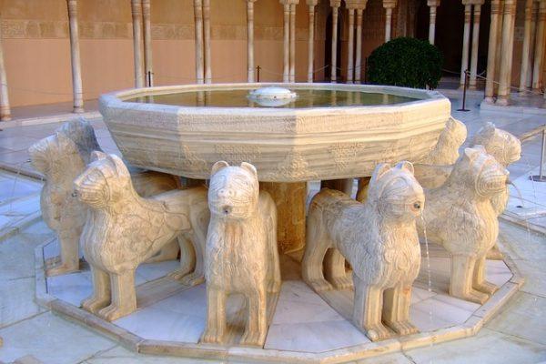 Alhambra Brunnen 2