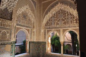Alhambra Mosaik