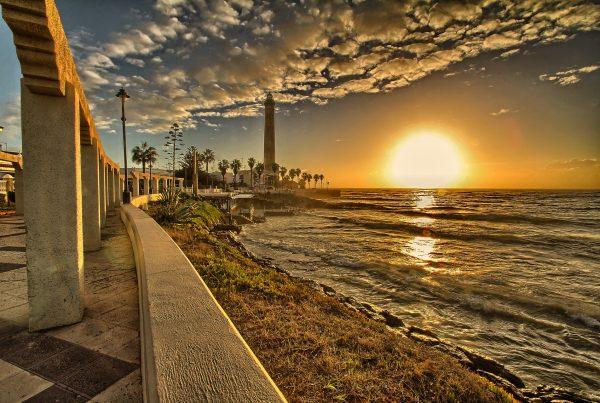 Leuchtturm von Chipiona