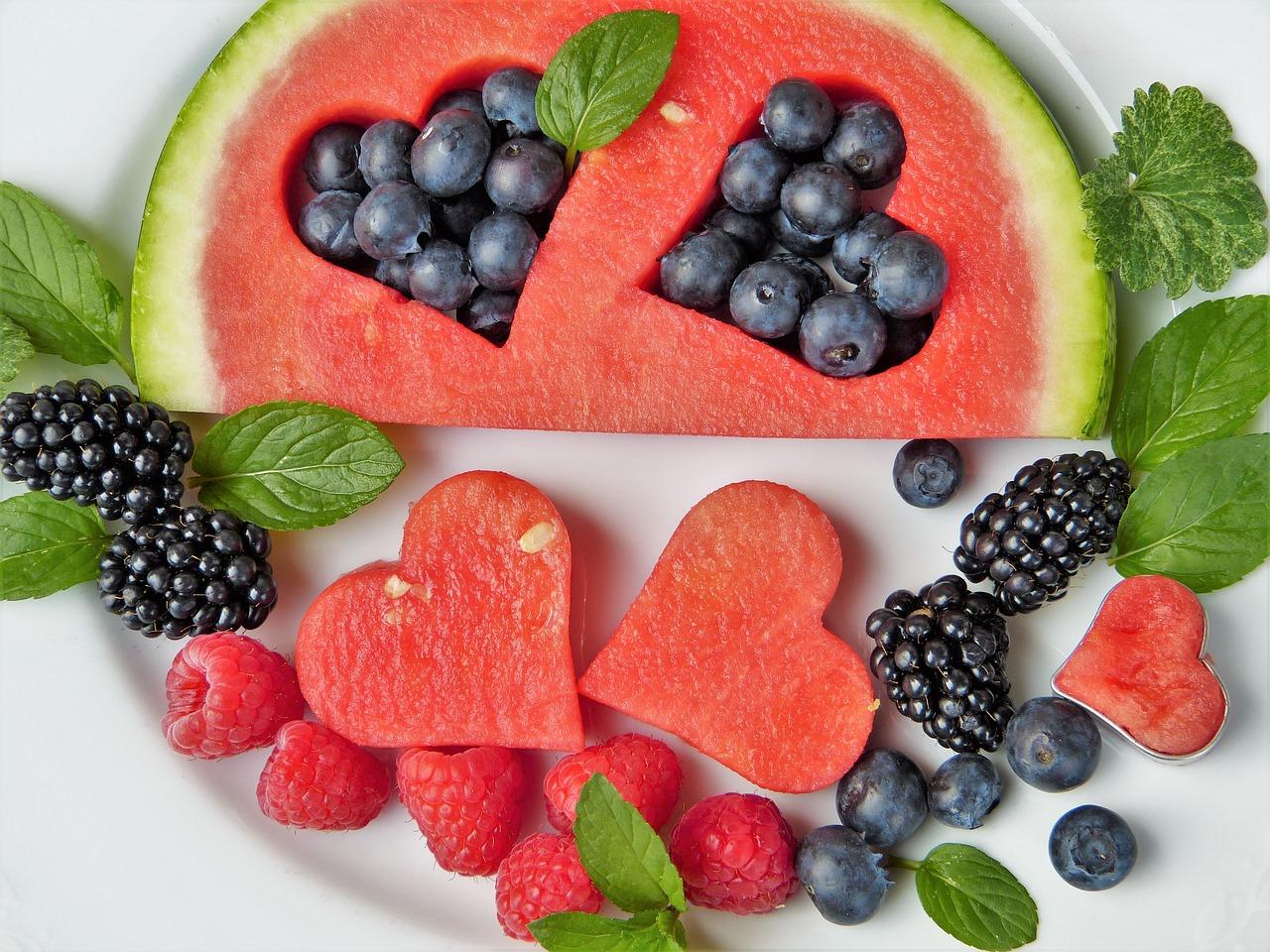 Spanische Vokabeln: Fruta