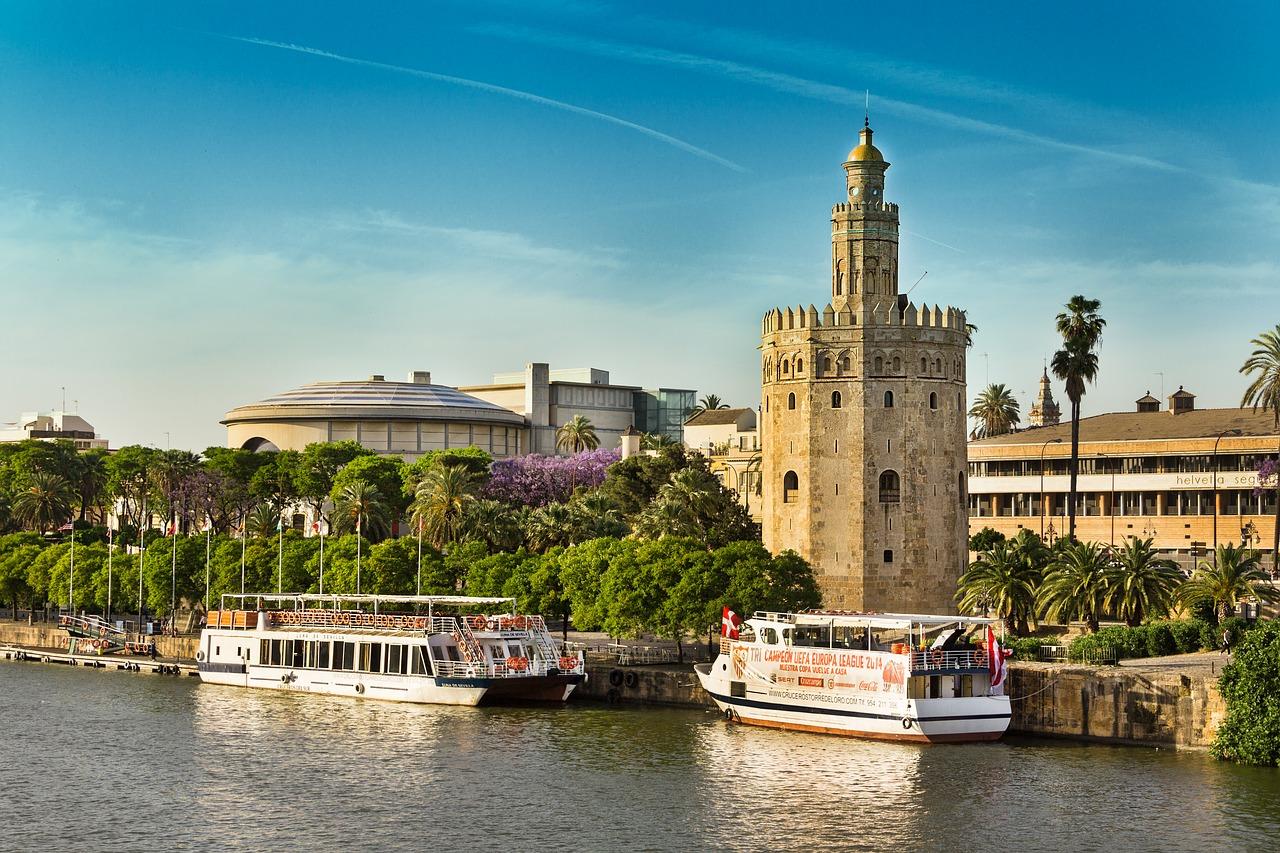 Sevilla – Die Kirsche Andalusiens