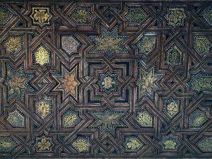 Alhambra Mosaik 5