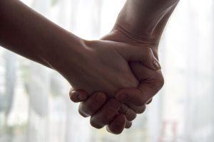 Hände schütteln